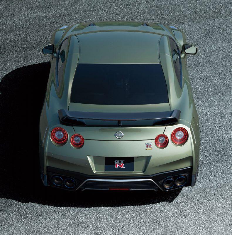 Godzilla GT-R tiene nuevas variantes