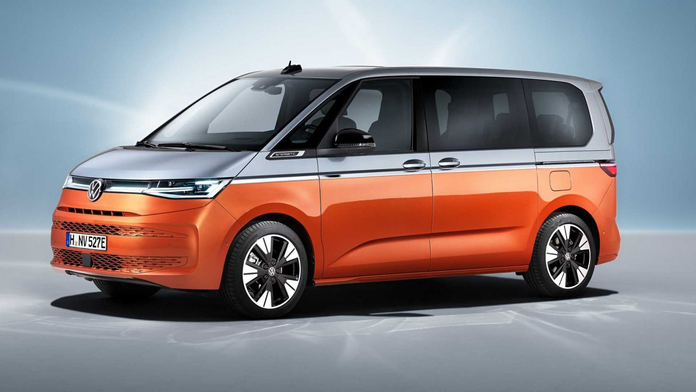 VW T7 Multivan