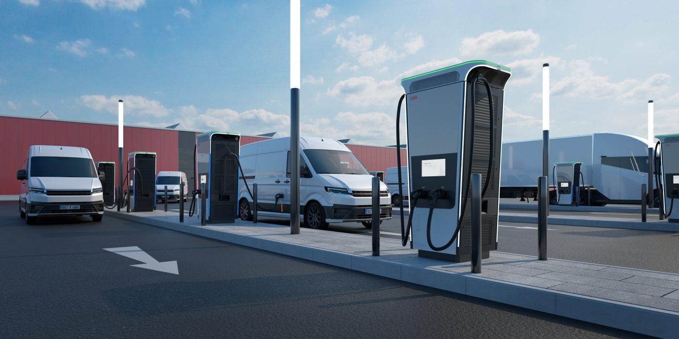 el cargador para vehículos eléctricos más rápido del mundo