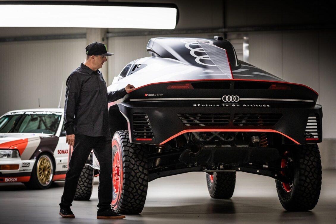 Audi ficha a Ken Block