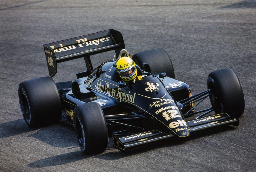 Regresa el Lotus JPS