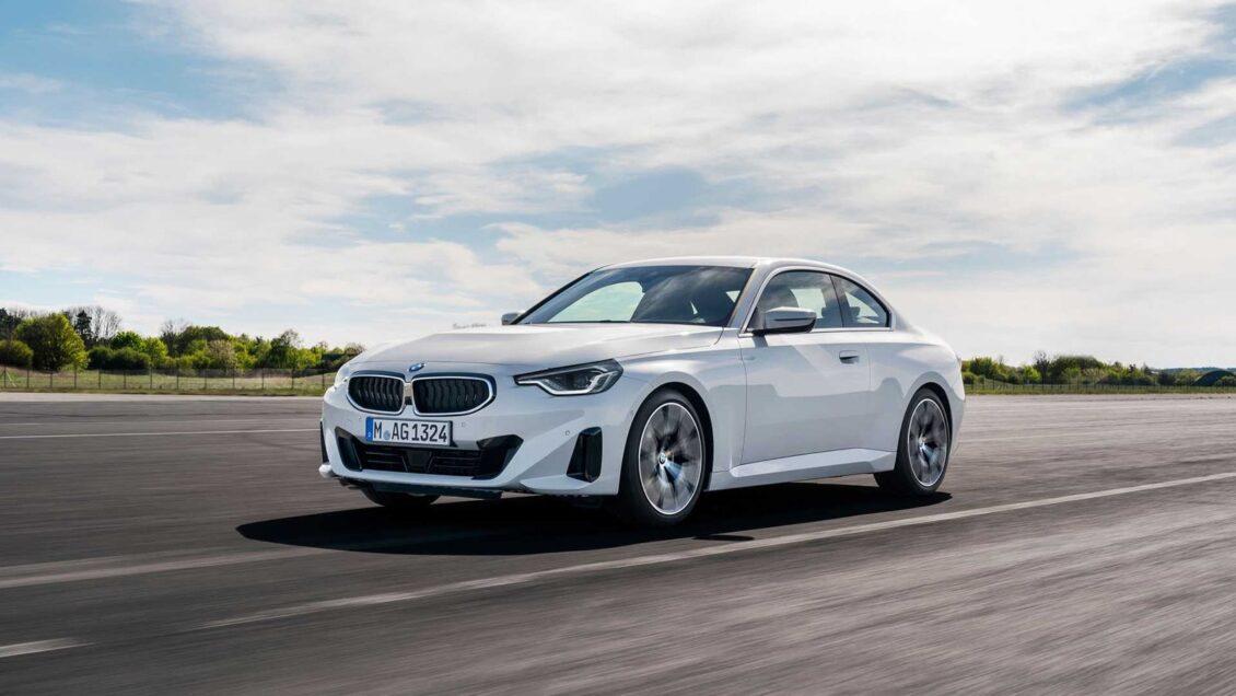 Sale el primer BMW Serie 2 Coupé de México
