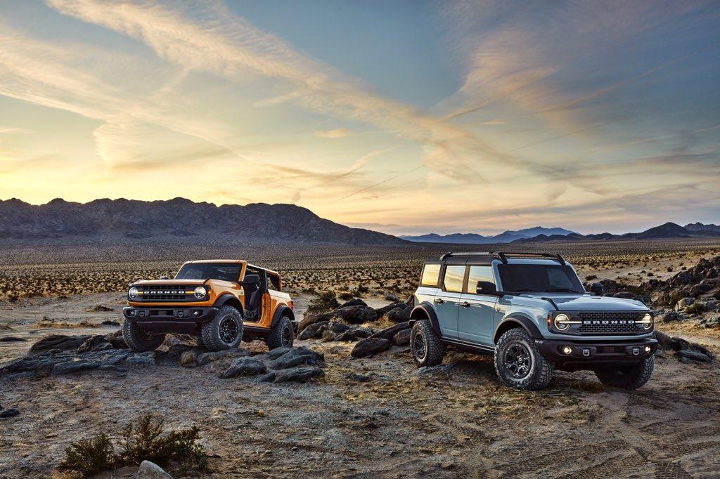 Ford Bronco tendrá versión Raptor