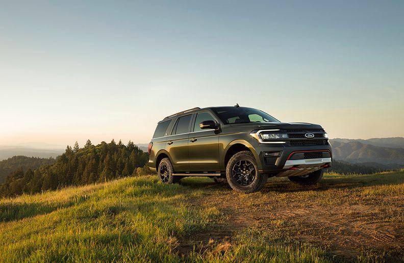 Ford renueva la Expedition 2022