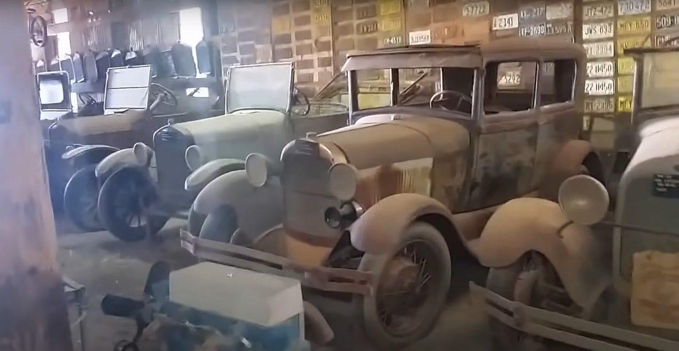 Gran colección de Ford