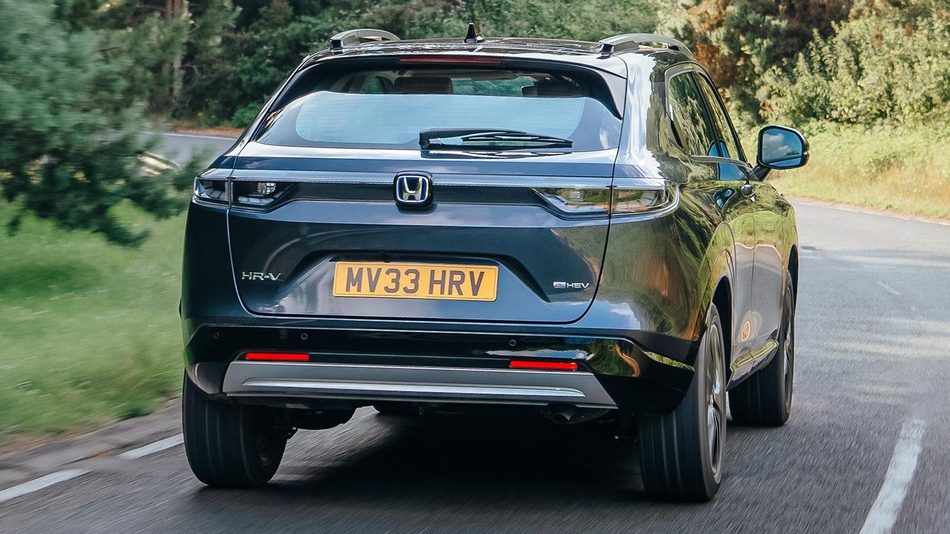 Muchas mejoras para el Honda HR-V