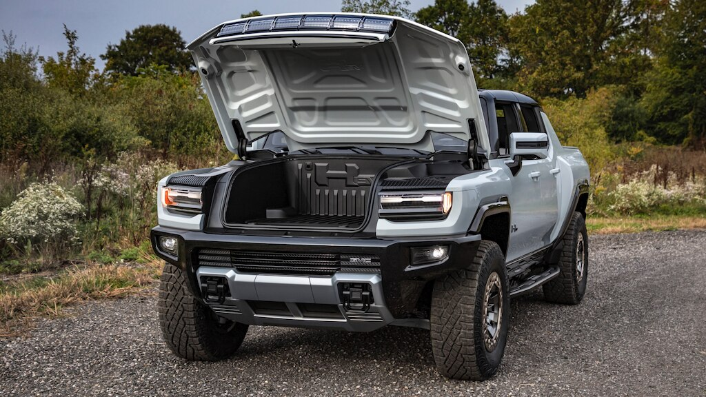 Los futuros motores eléctricos de GM