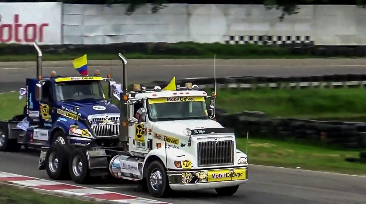 Boyacá arrasó en el GP de Tractomulas 2021