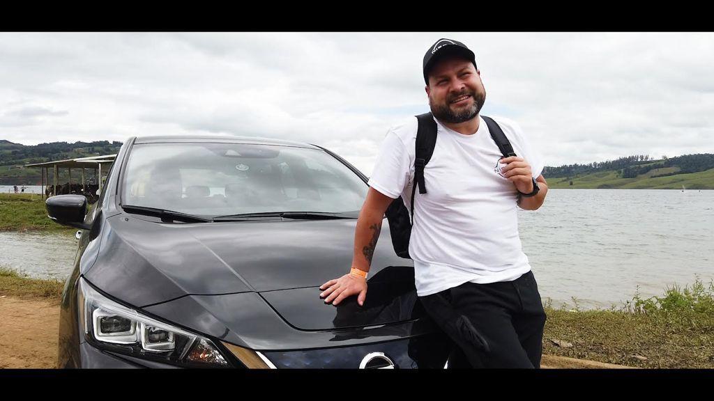 Travesía Nissan LEAF por Colombia