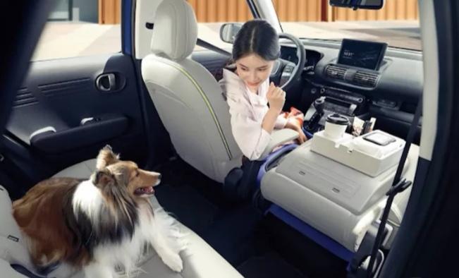 El Hyundai Casper evoca al Twingo 1