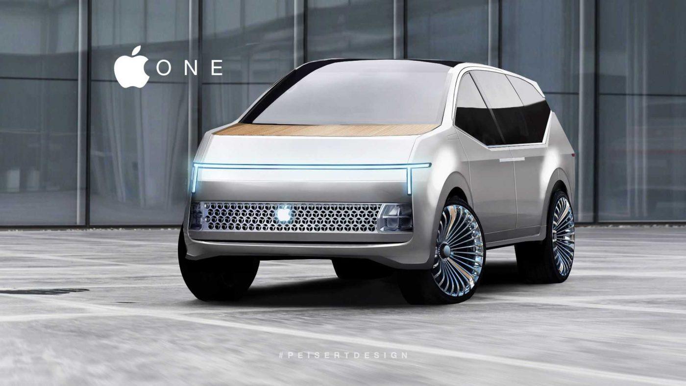 Apple quiere desarrollar su automóvil por su cuenta
