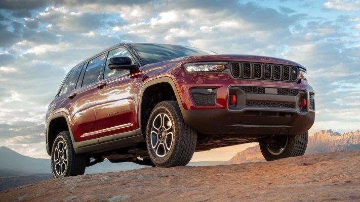 Jeep Grand Cherokee 5ta generación
