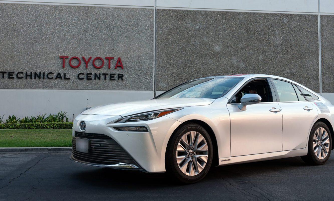 Guinness Record para el Toyota Mirai