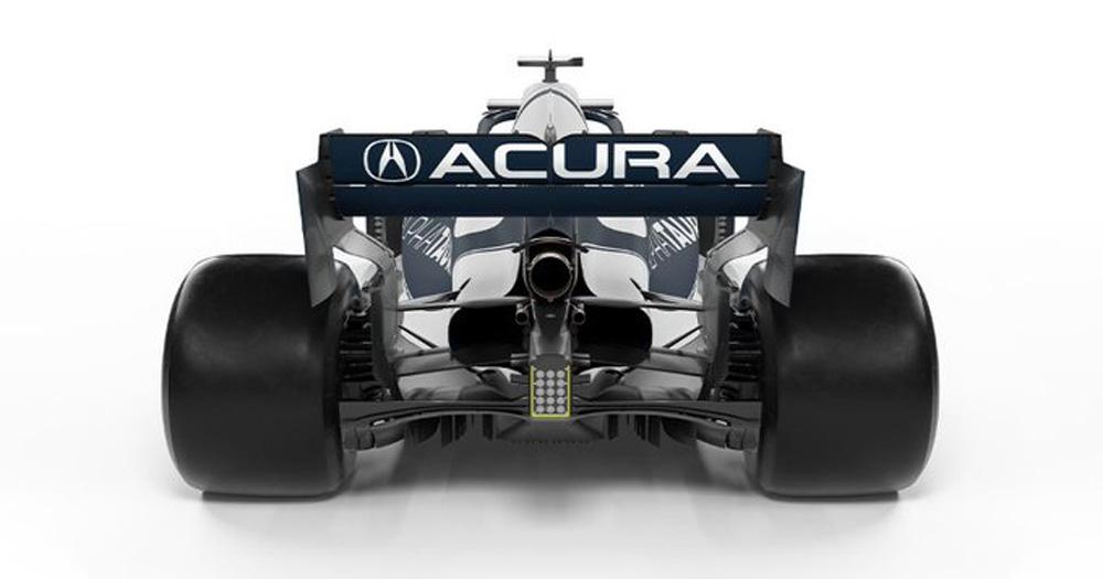 Acura vuelve a aparecer en la F1