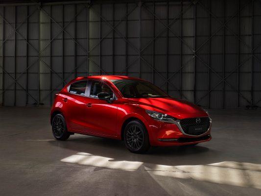 Actualización y nueva versión para el Mazda2